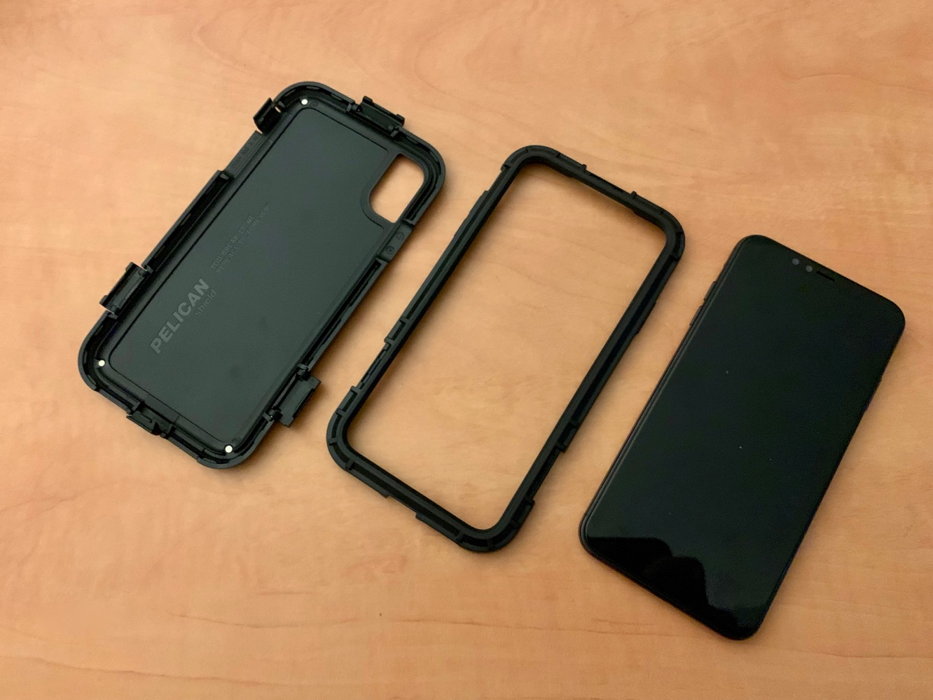 Pelican Shield for iPhone XS Max 5