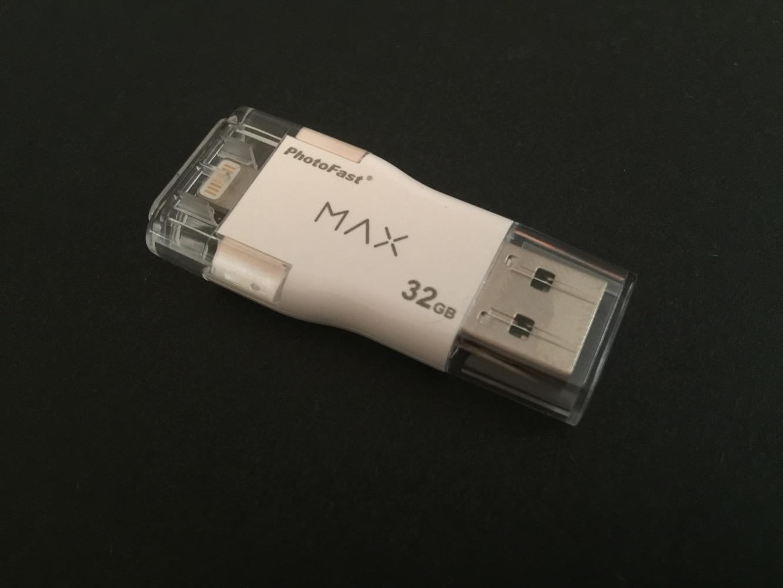 Review: PhotoFast i-FlashDrive MAX