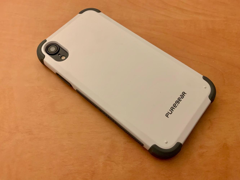 PureGear DualTek Case for iPhone XR 1