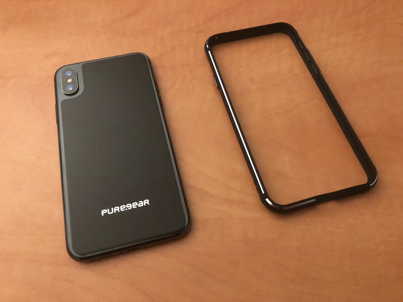 PureGear GlassBak 360 for iPhone X