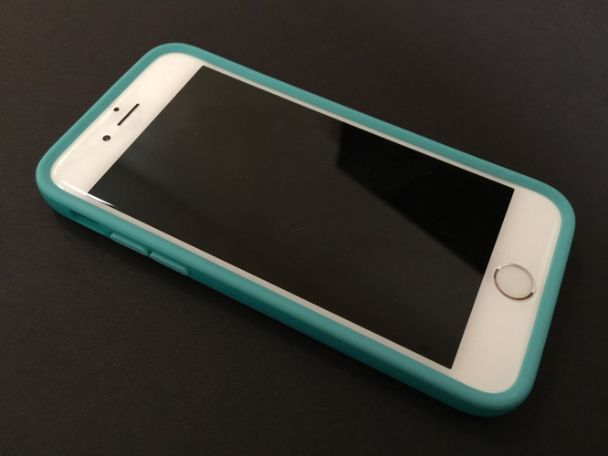 Review: Skech Crystal for iPhone 6 and iPhone 6 Plus, Hard Rubber + Ice for iPhone 6 7