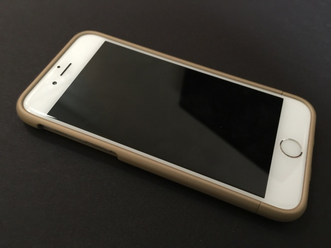 Review: Skech Crystal for iPhone 6 and iPhone 6 Plus, Hard Rubber + Ice for iPhone 6 5