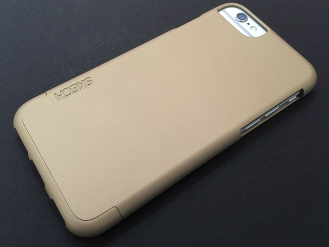 Review: Skech Crystal for iPhone 6 and iPhone 6 Plus, Hard Rubber + Ice for iPhone 6 6