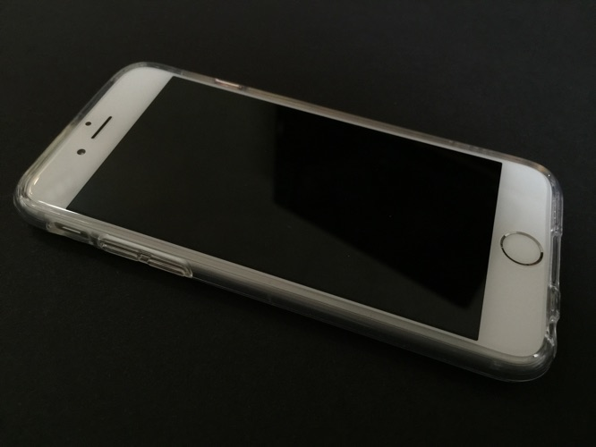 Review: Skech Crystal for iPhone 6 and iPhone 6 Plus, Hard Rubber + Ice for iPhone 6 3