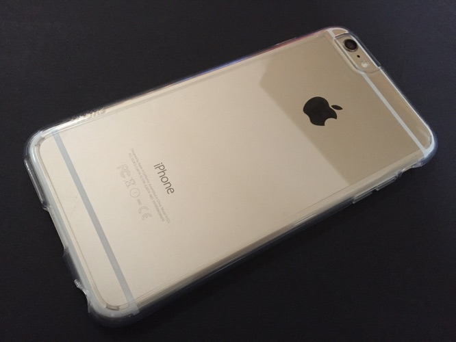 Review: Skech Crystal for iPhone 6 and iPhone 6 Plus, Hard Rubber + Ice for iPhone 6 4