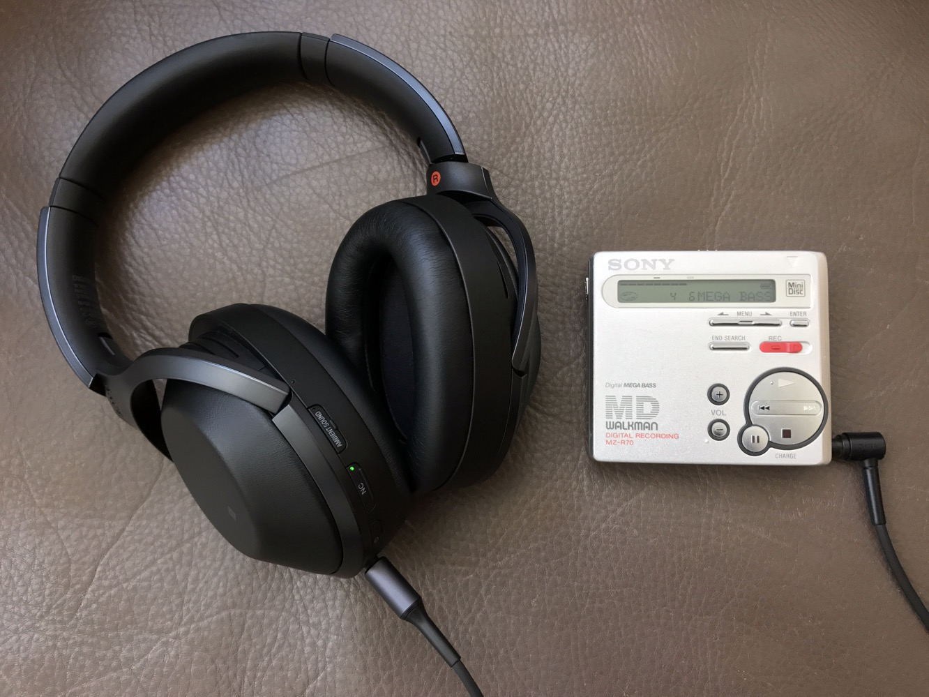 Review: Sony MDR-1000X Wireless Noise-Canceling Headphones