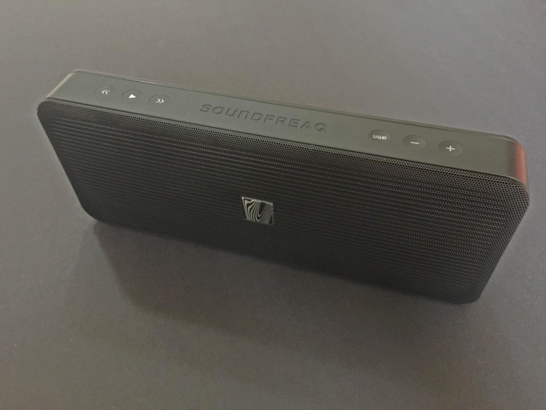 Review: Soundfreaq Sound Kick 2 Wireless Travel Speaker 1
