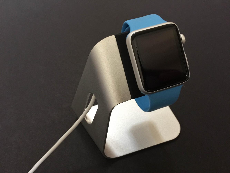 Review: Spigen Apple Watch Stand S330 1