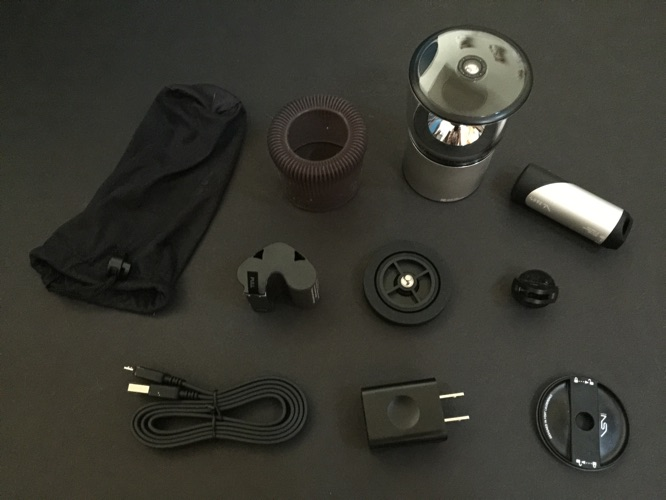 Review: VSN Mobil V.360 Camera