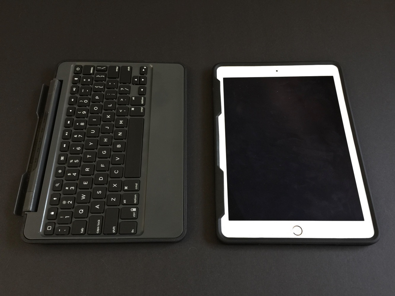Review Zagg Rugged Book For Ipad Air 2