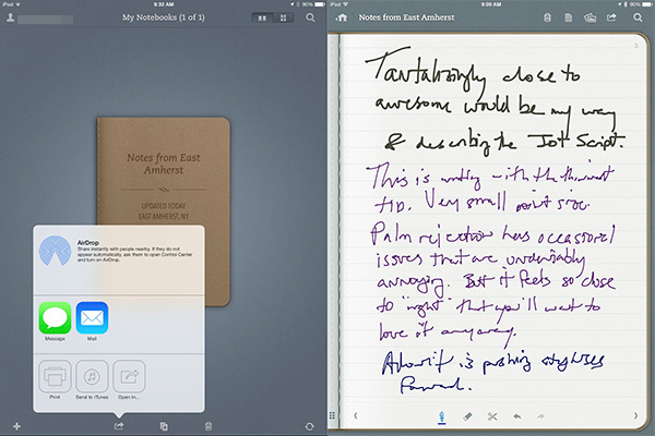Review: Adonit Jot Script Evernote Edition