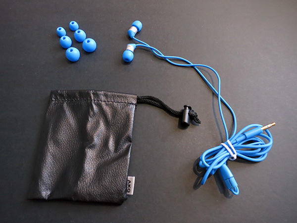 Preview: AKG K323XS Ultra Small In-Ear Headphones