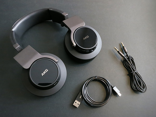 Review: AKG K845BT Over-Ear Bluetooth Headset