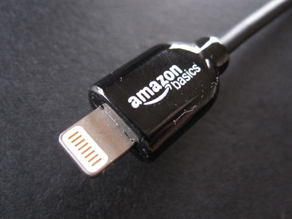 Review: Amazon AmazonBasics USB A to Lightning Compatible Cable