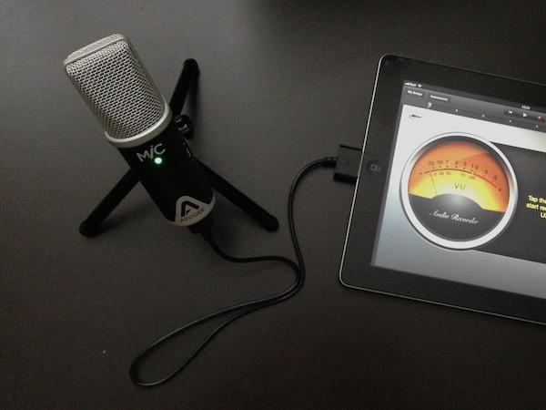 Review: Apogee Electronics MiC Studio Quality Microphone