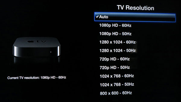 Review: Apple TV (Third-Generation)