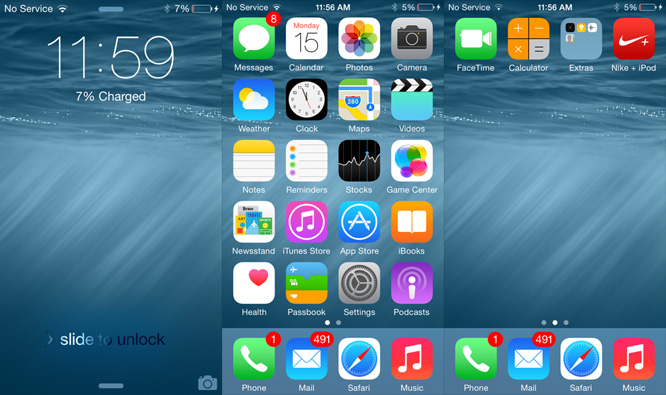 Review: Apple Inc. iOS 8 1