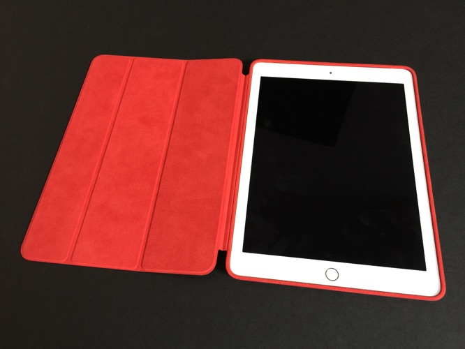 Review: Apple iPad Air 2 Smart Case 6