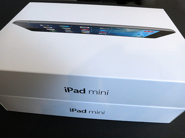 Ipad Mini Box Dimensions The Ipad Mini's Box Hasn't