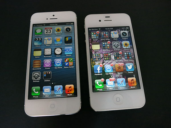 Review Apple IPhone 5 16GB 32GB 64GB
