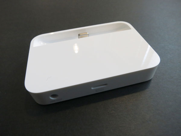 Review: Apple iPhone 5s Dock