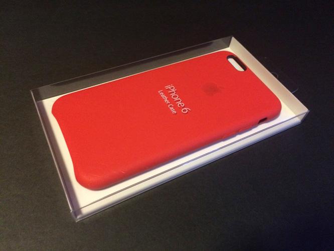 Apple iPhone 6 + iPhone 6 Plus Leather Cases