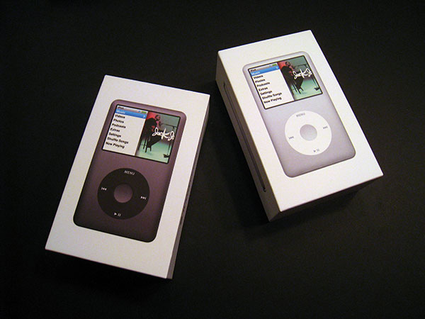 Review: Apple iPod classic (Late 2008 120GB, Late 2009 160GB)