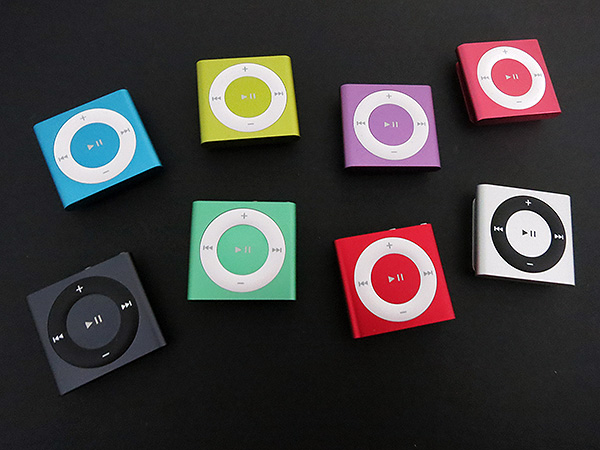 Review: Apple iPod shuffle (Fourth-Generation) 30