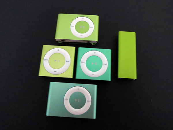 Review: Apple iPod shuffle (Fourth-Generation) 50