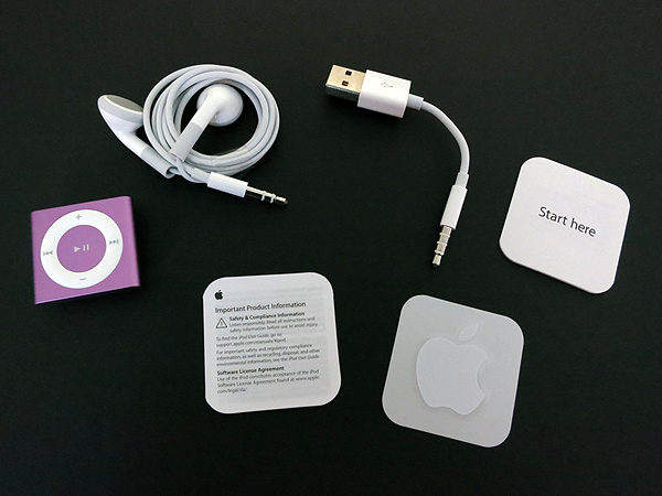Review: Apple iPod shuffle (Fourth-Generation) 41