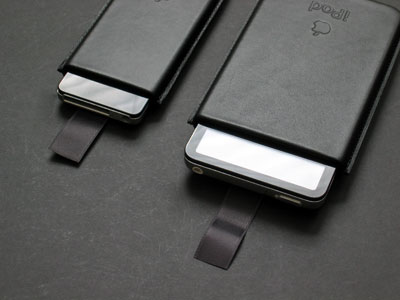 Review: Apple Computer Leather Cases for iPod and iPod nano