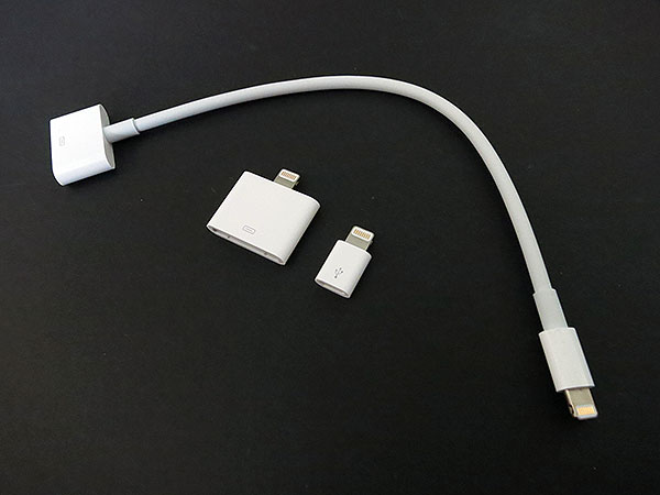 First Look: Apple Lightning to Micro USB Adapter
