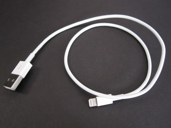 Review: Apple Lightning to USB Cable (0.5 m)