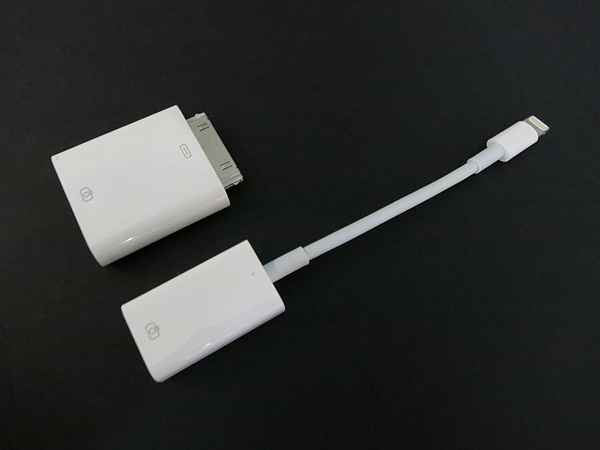 Review: Apple Lightning to USB Camera Adapter