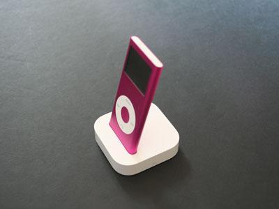 Review: Apple Computer iPod nano Dock (Second-Generation)