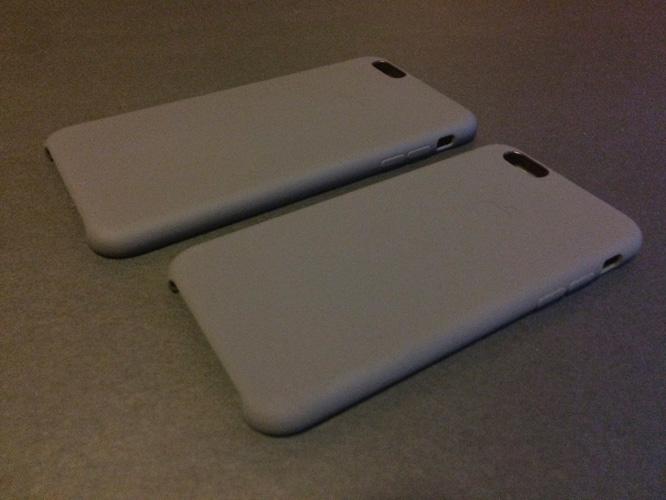 Apple iPhone 6 + iPhone 6 Plus Silicone Cases