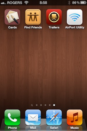 iPhone + iPad Gems: Cards, Find My Friends, iTunes Movie Trailers, AirPort Utility 1
