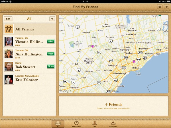 iPhone + iPad Gems: Cards, Find My Friends, iTunes Movie Trailers, AirPort Utility 10