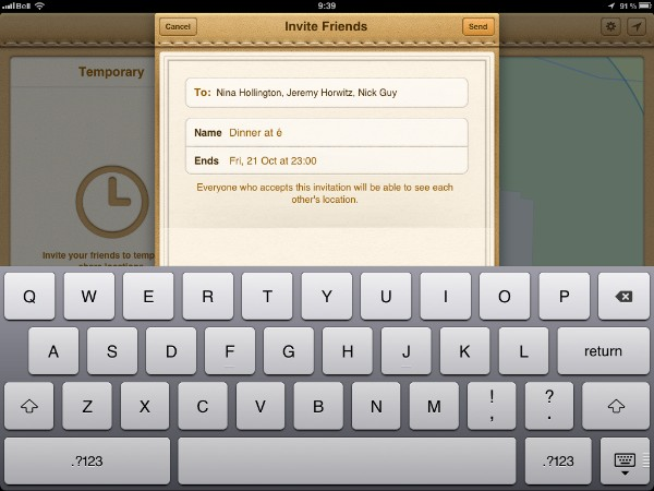 iPhone + iPad Gems: Cards, Find My Friends, iTunes Movie Trailers, AirPort Utility 11
