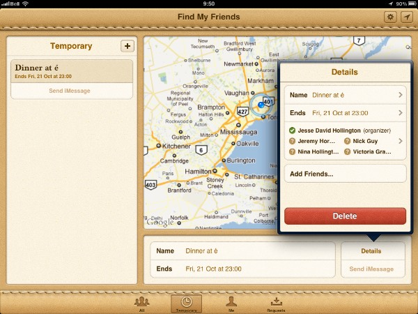 iPhone + iPad Gems: Cards, Find My Friends, iTunes Movie Trailers, AirPort Utility 12