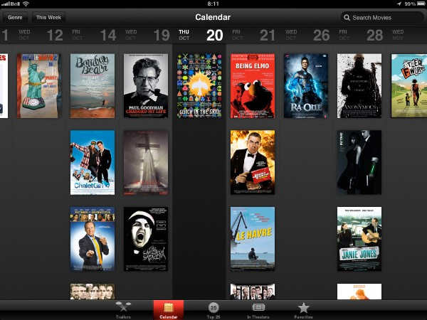 iPhone + iPad Gems: Cards, Find My Friends, iTunes Movie Trailers, AirPort Utility 16