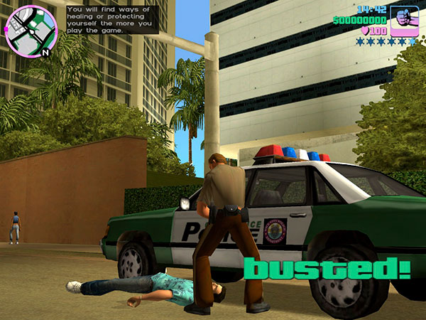 The GTA Place - Gta Vice City Saved Game 100 Completed