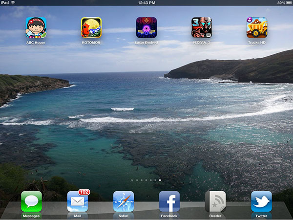 iOS Gems: ABC House, Kotomon, Luxor Evolved HD, N.O.V.A. 3 + Trucks HD 1