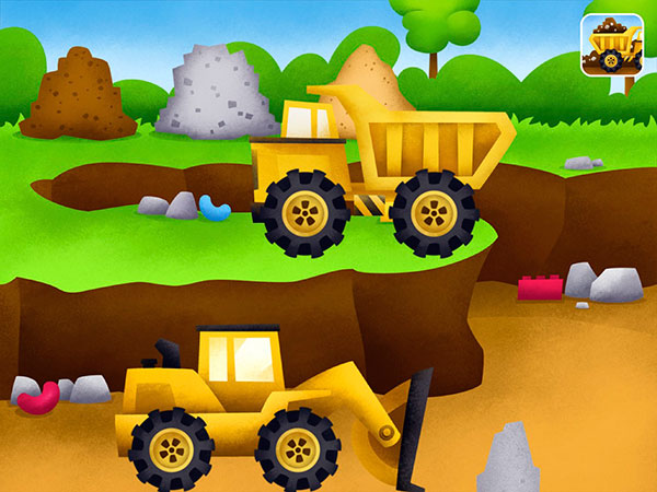 iOS Gems: ABC House, Kotomon, Luxor Evolved HD, N.O.V.A. 3 + Trucks HD 21
