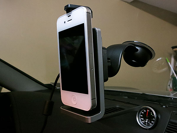 Review: Arkon SuperCharge iPhone Car Dock