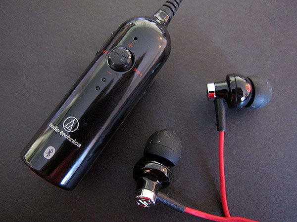 Review: Audio-Technica ATH-BT03 Wireless Stereo Headset