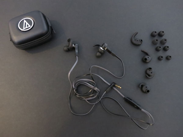 Review: Audio-Technica ATH-CKX9iS SonicFuel In-Ear Headphones