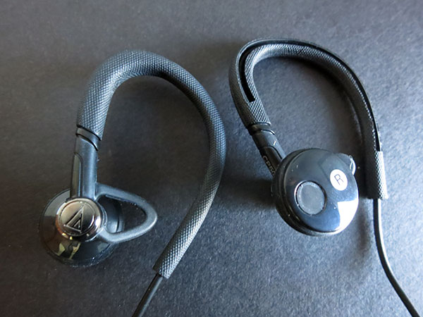 Review: Audio-Technica ATH-CP500i Waterproof Inner Ear Headphones
