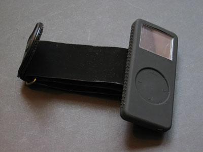 First Look: AVA Showcase Sportskin for iPod nano