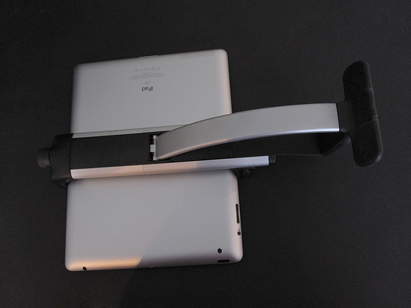 Review: Belkin Kitchen Cabinet Mount for iPad + iPad 2 | iLounge